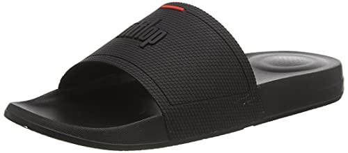 Fitflop Women's Flip-Flop, All Black, 7