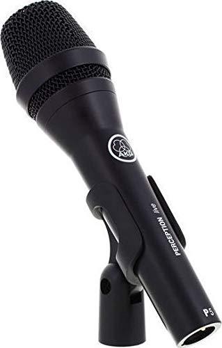 AKG Pro Audio Perception P5 High-Performance Dynamic Supercardiod Vocal Microphone
