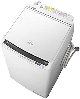 日立 8.0kg 洗濯乾燥機 ホワイトHITACHI ビートウォッシュ BW-DV80E-W