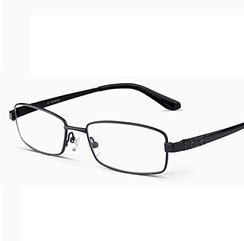 Gafas De Lectura De Titanio Puro, Vasos Anti-Fatiga Anti-Fat