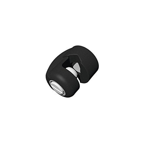 Trelock 2274542100 Universalspeichenmagnet, schwarz, 10 x 6 x 4 cm