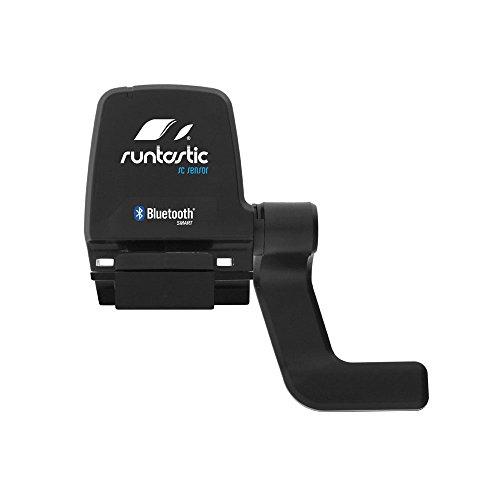 Runtastic Speed & Cadence Sensor (Bluetooth-Trittfrequenzmesser) Schwarz