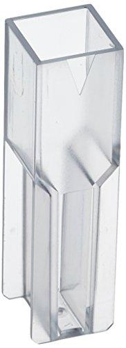 Altezza 45 mm StonyLab 2-Pack Cuvette Quarzo Capacit/à 3,5 ml Cuvette Spettrofotometriche Lunghezza Percorso 10 mm