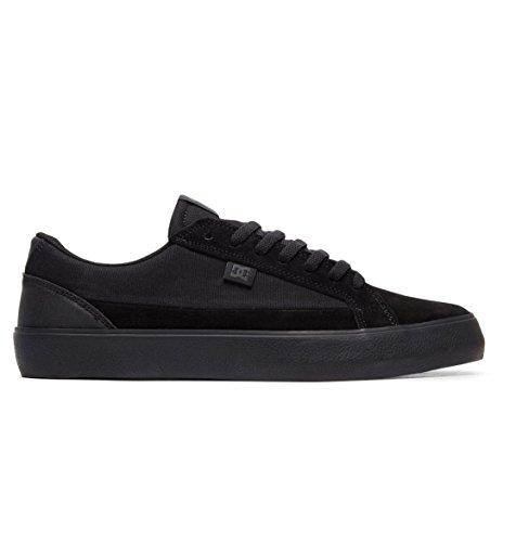 DC Zapatillas de skate Lynnfield S para hombre, negro (Negro/Negro/Negro), 41.5 EU