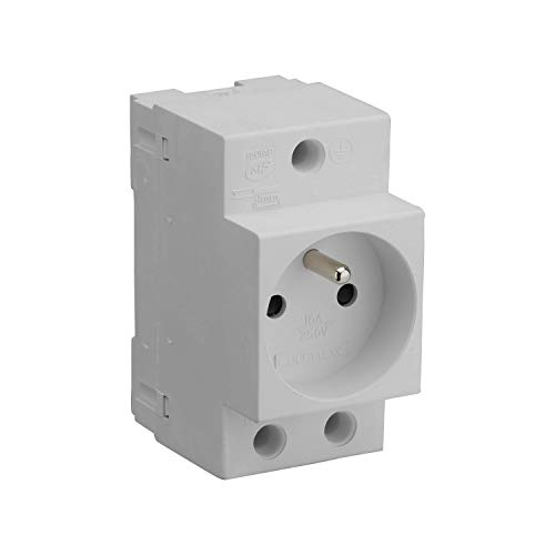 DEBFLEX Interruptor diferencial TrIPhasé – Disyuntores Cuadro Caja Enchufe de Pizarra eléctrica...
