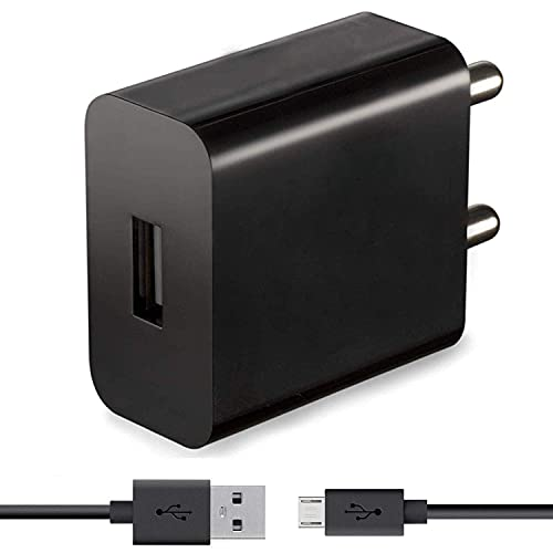 ShopsGeniune Fast Charger for Micromax Canvas Unite 4 Pro, Micromax Canvas Win W092, Micromax Canvas Win W121, Micromax Canvas xp 4G Q413, Micromax Canvas Xpress 2 E313, Micromax Canvas1 2018