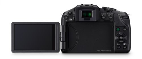 Panasonic Lumix DMC-G 6 EG-K ( 18.31 Megapixel (3 Zoll Display) )