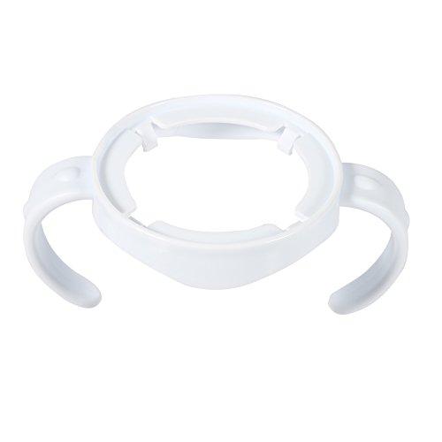Babyflaschengriff Halter, Baby Safe ungiftig Stillflaschenhalter Easy Grip Standard Kunststoffgriff