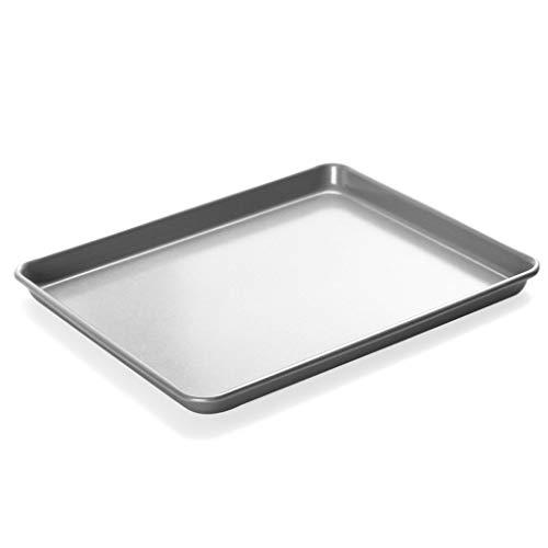 Bakeware Non-stick Carbon Steel Rectangular Baking Tray Household Baking Tools Biscuit Mold Baking Tray Baking Sheet
