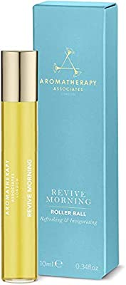 Aromatherapy Associates Revive Morning Roller Ball, 10ml - Intensely Concentrated with Neroli and Mood-Enhancing Grapefruit Oils by Aromatherapy Associates