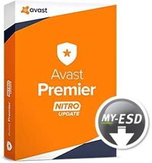 avast! Premier | 3 Dispositivos | 1 Año | ESD | Descargar | Email