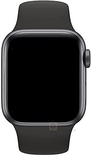 Fringe Trim Smart Watch Bluetooth Call Hombres Mujeres Moda Smart Watch HD Pantalla Táctil Completa Reloj Inteligente, Tracker Fitness(Color:Negro)