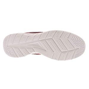 Fila Men's Memory Speedstride 4 Shoes Red/Black/Silver 8.5