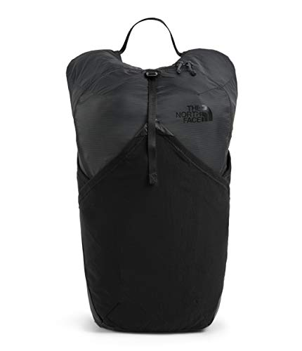The North Face Flyweight Packable, Zaino Unisex Adulto, Grigio/Asphalt Grey/TNF Black, Taglia Unica