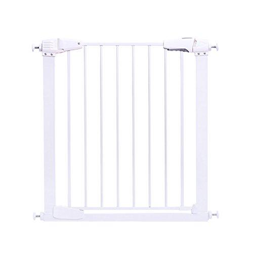Barrière de sécurité Baby Gate Summer Infant - Barrières d'escalier et de Couloir pour Animaux de Compagnie, Comprend des Kits de Fixation pour Rampe et Murale, Largeur 65-173 cm