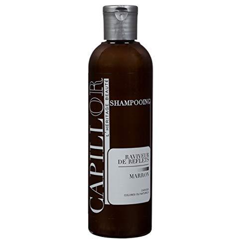 Capillor Shampooing Raviveur Marron - Pour cheveux...