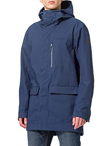 Schöffel Herren Parka Gillingham M, winddichter, atmungsaktiver Regenparka, urbane Outdoor Jacke, Wanderjacke mit Taillenzug