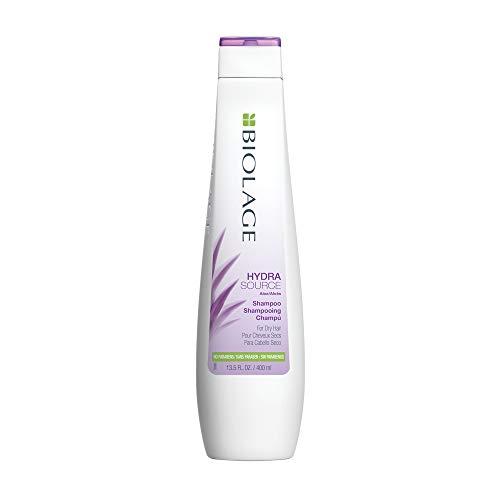 BIOLAGE Hydrasource Shampoo | Hydrates & Moisturizes Dry Hair | Paraben-Free | For Dry Hair | 13.5 Fl. Oz.