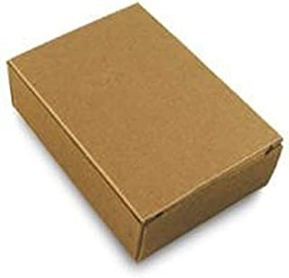Case of 1,000 Made in USA! 100/% Recycled Materials Homemade Soap Packaging Soap Making Supplies BULK Crafters Choice White No Window Soap Box