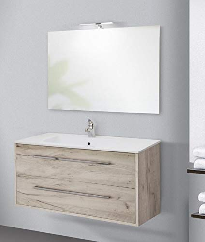 Global Trade Mobile Bagno Linea Clever 106 cm cod. clever105.2.cer/00