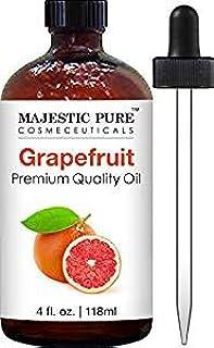 Majestic Pure Grapefruit Oil, Premium Quality, 4 fl oz