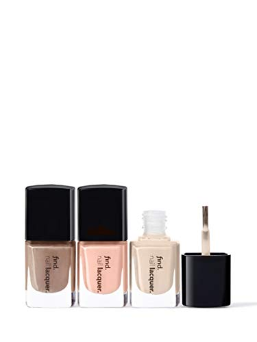 FIND - Everyday Beauty - Nagellack 3er-Pack (n.2, n.3, n.4)
