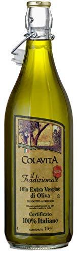 bester Test von colavita olivenol Natives Olivenöl Extra Colavitail Tradizionale – 1 Liter Flasche mit Klappdeckel (1 x 1 Liter)