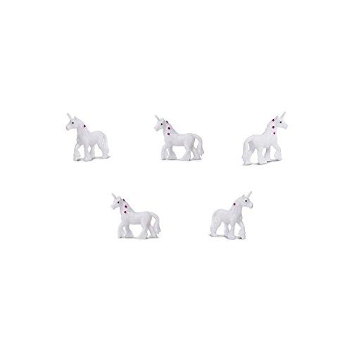Safari Ltd. - Good Luck Minis - Glücksminis - Einhörner 5 Stück