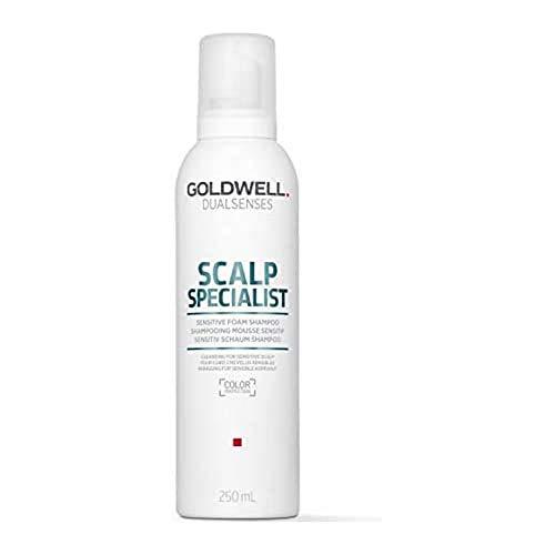 Goldwell Dualsenses Scalp Specialist Foam Shampoo, 1er Pack (1 x 250 ml)