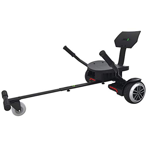 Jetson Phantom All-In-One Electric Go-Kart - Infrared Seat Sensor and Adjustable Foot Rest, for Kids & Teens