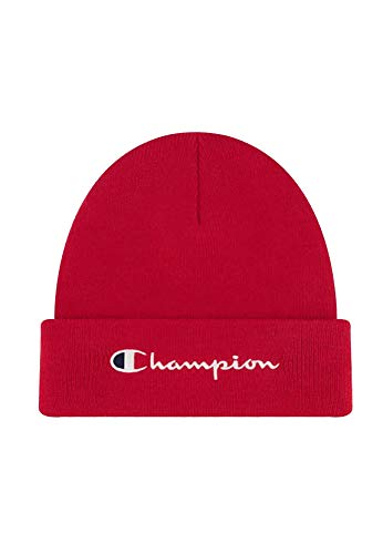 Champion Beanie 804335 F20 RS015 RYR Rot, Size:ONE Size