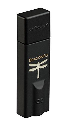 AudioQuest ヘッドホンアンプ・DAC DragonFly Black