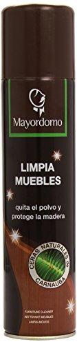 Mayordomo - Limpia muebles spray 400 ml.