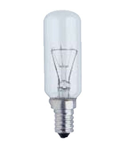 2 x Dunstabzugshaubenlampe Lampe E14 40W Dunstabzugshaube Glühbirne passend für u.a. Electrolux AEG