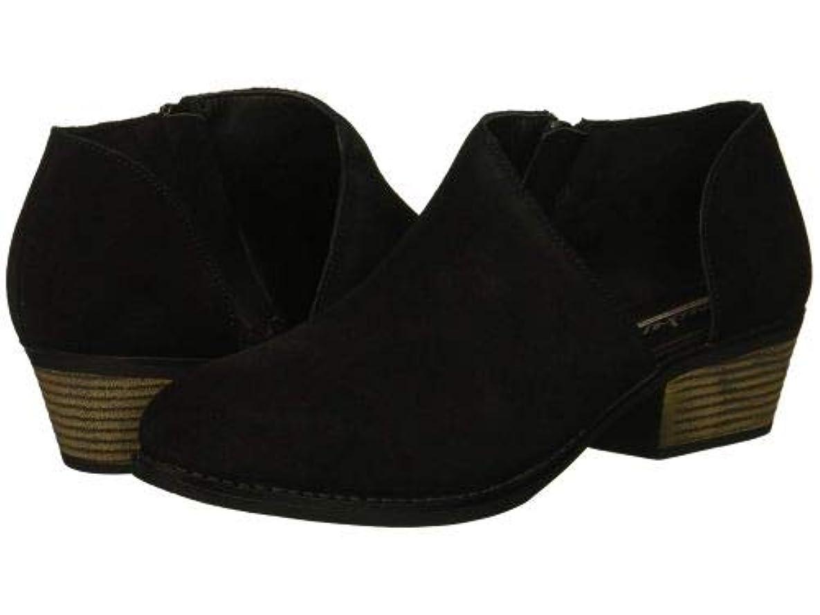 打倒ドライブ早熟[スケッチャーズ] レディース 女性用 シューズ 靴 ブーツ アンクルブーツ ショート Lasso - Black [並行輸入品]