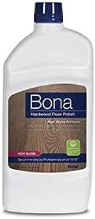 Bona Hardwood Floor Polish - High Gloss, 36 oz