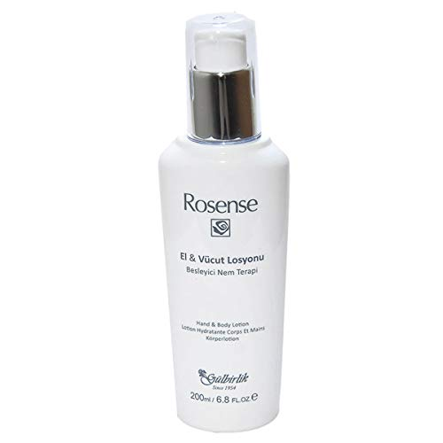 Rosense Hand and Bodylotion, 1er Pack (1 x 200 ml)
