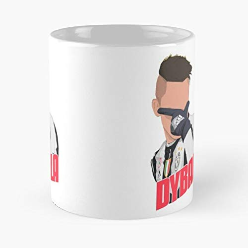 Dybala Mask Classic Mug Best Gift Ceramic 11oz Coffee Mugs
