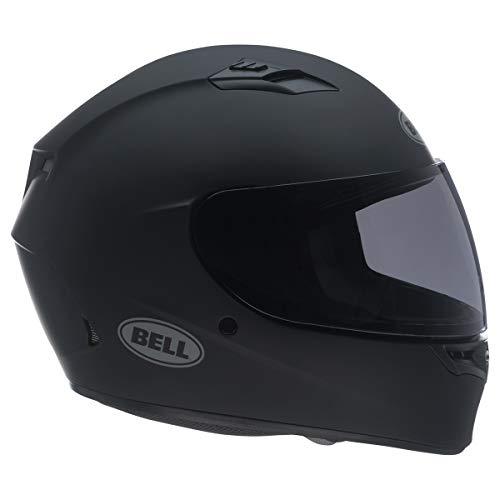 Bell Qualifier Full-Face Motorcycle Helmet (Solid Matte Black, XXX-Large)