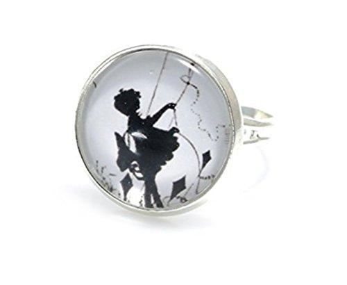 Ladyville Großer Ring - Vom Winde verweht