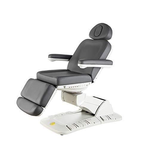 Elektrischer Medizinischer Spa-Behandlungstisch Elektrischer Massagetisch Massagetisch Gesichtsbett Ästhetischer Tisch Tattoo-Stuhl Beauty-Liegestuhl, Mit 4 Motoren