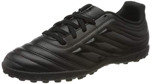 adidas Unisex-Kinder Copa 19.4 Tf Jr Fußballschuhe, Schwarz (Black G26975), 36 EU