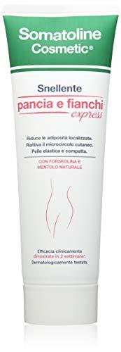 Somatoline Cosmetics Trattamento Pancia e Fianchi Express