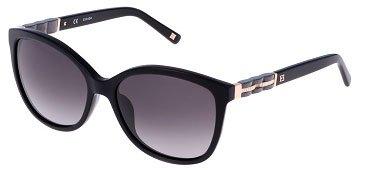 Gafas de Sol Mujer Escada SES343S 560700 Negro Cerrado