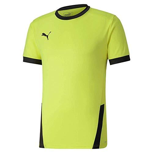PUMA teamGOAL 23 Jersey Camiseta, Hombre, Fluo Yellow Black, XL