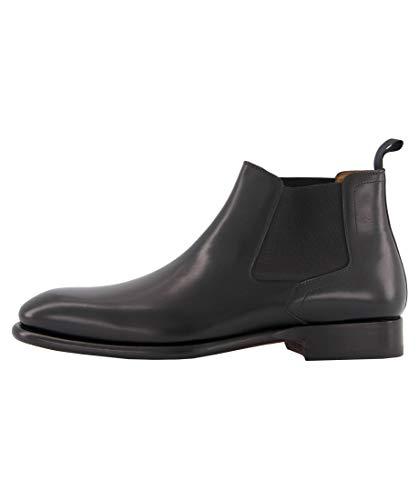 Magnanni Herren Chelsea Boots schwarz (15) 40