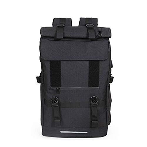 Young shinee Trekking-Daypack, Reiserucksack Rucksack Outdoor Große Kapazität Reisetasche Reise Klettern Tasche Modetrend Mittelschüler Tasche &&
