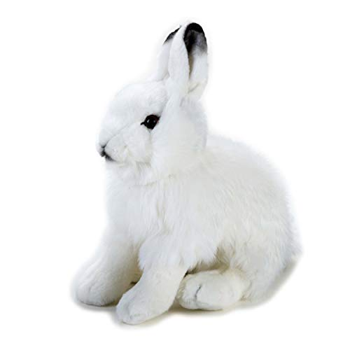 National Geographic Artic Hare Plush - Medium Size