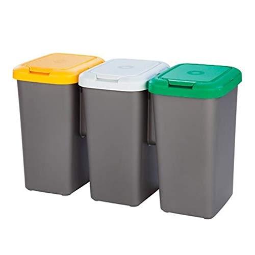 Tontarelli - 75l adjunta Reciclado Reciclaje plástico