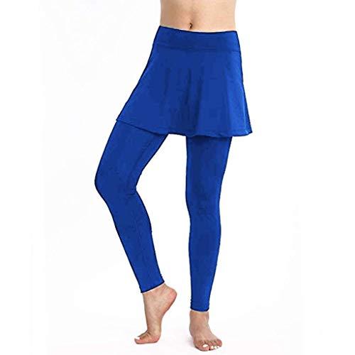 Falda Casual de Mujer Leggings Pantalones de Tenis Culottes Deportivos Deportivos Invierno...